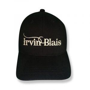 casquette noire Irvin Blais