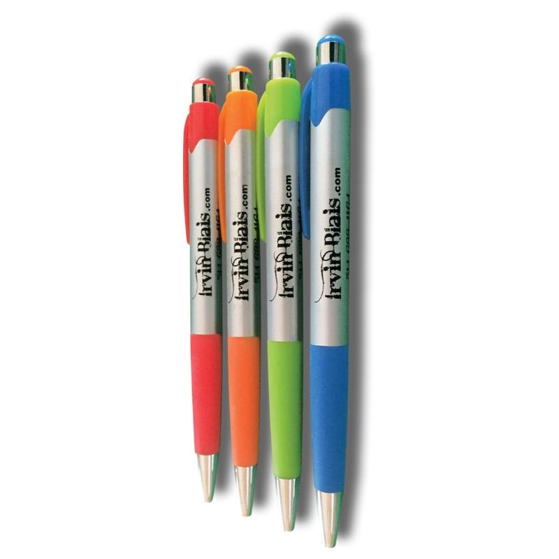 stylo unité Irvin Blais