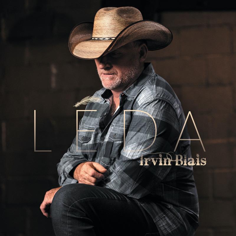 Irvin Blais album LÉDA réalisé en 2021