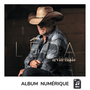 Irvin Blais album LÉDA numérique mp3